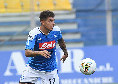 """Di Lorenzo: """"Prima stagione a Napoli di alti e bassi, ma indimenticabile! Siamo già carichi per la prossima"""" [FOTO]"""
