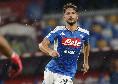 Gattuso dà la carica a Mertens, Il Mattino: serve un gol a Barcellona per passare il turno