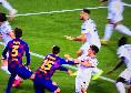 Barcellona-Napoli, la moviola CorSport: sul gol di Lenglet viene ignorato un fallo evidente su Demme