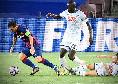 Tmw - Koulibaly al Manchester City, nuovi contatti tra l'agente e De Laurentiis: nuova maxi offerta