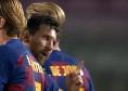 Dalla Spagna - Messi all'intervallo: Non facciamo gli str***i, possiamo fargliene otto