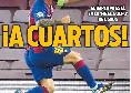 Mundo Deportivo e Sport celebrano il Barcellona: Messi conduce il Barça a Lisbona! [FOTO]