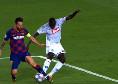 Dalla Spagna - Solo una botta per Messi contro il Napoli: sarà in campo contro il Bayern Monaco