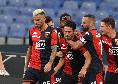 UFFICIALE - Genoa, pubblicata la lista con i nomi dei positivi: 8 in campo contro il Napoli, c'è anche l'ex Behrami!