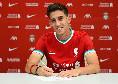 Tsimikas è un nuovo giocatore del Liverpool: accostato al Napoli, va ai reds per 13 milioni