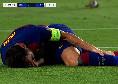 Barcellona, sospiro di sollievo per Messi dopo il colpo ricevuto contro il Napoli: si allena regolarmente