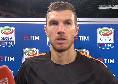 Sportitalia - Non solo Milik, la Juventus mette nel mirino anche Dzeko: contatti con la Roma