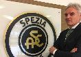 """Spezia, il presidente Chisoli: """"Italiano sta facendo un'impresa! Non ha mai chiesto di andare via, rimarrà con noi a lungo"""""""