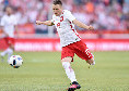 Svezia-Polonia, le formazioni ufficiali: Isak sfida Lewandowski, Zielinski ancora titolare