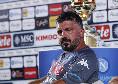 Finito l'isolamento si eviteranno i ritiri ma Gattuso e Giuntoli hanno fatto un invito alla squadra