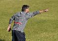 SSC Napoli, il report dell'allenamento odierno: seduta aerobica alternata a partitina a campo ridotto