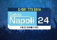 """<i>Filo Diretto</i> su CalcioNapoli24 Tv oggi dalle 16: """"Parma-Napoli, chi fareste giocare in attacco?"""". Chiamateci allo 0817733310"""
