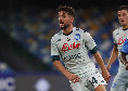 Parma-Napoli, finisce un primo tempo senza occasioni