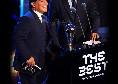 """Maradona: """"Ti ricordi di questo ginocchio? Non l'ha visto nessuno quella notte... Auguri per il tuo compleanno, Fenomeno"""" [FOTO]"""