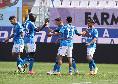 Parma-Napoli, dai 1000 tifosi sugli spalti alle esultanze di Mertens e Insigne: Osimhen, debutto positivo [FOTOGALLERY CN24]
