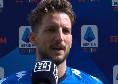 """Mertens a DAZN: """"Migliorati nella ripresa, Gattuso voleva vincere a tutti i costi! Osimhen? Può fare la differenza"""""""