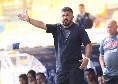 Repubblica - Napoli-AZ Alkmaar, Gattuso pensa a tre novità di formazione rispetto alla vittoria con l'Atalanta