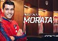 Sportitalia - Morata si avvicina alla Juve, ma la priorità resta Dzeko. Nel pomeriggio possibili sviluppi della trattativa Milik-Roma