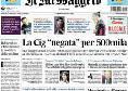 """Il Messaggero in prima pagina: """"Suarez, i giudici convocano la Juve"""""""
