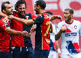 """Genoa, Zappacosta: """"Napoli tra le squadre più forti, dovremo giocare a viso aperto per strappare punti"""""""