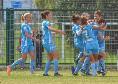 Calcio femminile, Pontedera-Napoli 0-1: prima vittoria per mister Marino che batte Renzo Ulivieri al fotofinish