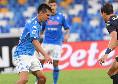 DIRETTA - Napoli-Genoa 1-0 (10' Lozano): fine primo tempo! Azzurri in vantaggio