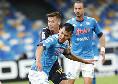 Napoli-Genoa 4-0: Lozano fa doppietta, ma che errore per Pandev!