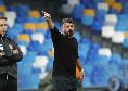 """Il Mattino - """"C'è paura ma dobbiamo giocare"""", Gattuso e il timore dei contagi col rischio lockdown calcio sempre dietro l'angolo"""