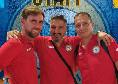 Calcio a 5, definito lo staff tecnico e dirigenziale del Napoli