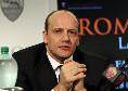 """Roma, Baldissoni si dimette: """"Onorato dei miei 5 anni in giallorosso. Festeggerò i successi da tifoso"""""""