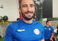 """Calcio a 5, Renoldi innamorato di Napoli: """"Mi sento a casa. Il nostro scudetto è la promozione in A"""""""
