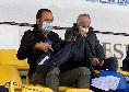 """Il Bari verso i playoff, De Laurentiis avverte: """"È come una guerra"""""""