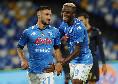 Benevento-Napoli le scelte di Gattuso: dilemma sulla fascia e ballottaggio in attacco