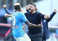 CorSport - Gattuso crede nell'Europa League: solo due cambi rispetto alla gara con l'Atalanta
