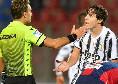 """Chiesa: """"Noi siamo la Juventus e rialziamo subito la testa, vogliamo vincere dopo il KO con l'Inter"""""""