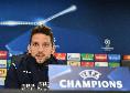 Europa League, Napoli-AZ: domani alle 14 in conferenza stampa Gattuso e Mertens