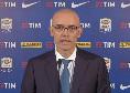"""Serie A, il Giudice Sportivo: """"Per la decisione su Juve-Napoli mi sono ritrovato in prima pagina, i siti dei tifosi cercano di tutto per denigrare"""""""