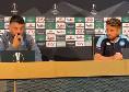 """Gattuso: """"Preoccupati per domani come lo eravamo col Genoa, faremo poco turn over. Insigne ha recuperato. L'AZ non è una squadra di scappati di casa"""" [VIDEO]"""