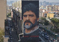 """Jorit """"Ho dipinto Maradona perchè si schiera sempre con gli ultimi: ho deciso di raffigurarlo contemporaneo a noi, vi spiego..."""""""