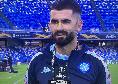 """Hysaj: """"Importante partire bene, dobbiamo credere nella vittoria ed andare in campo senza preoccupazioni. Napoli è casa mia"""""""