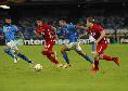 Tuttosport - Il Napoli ha archiviato la sconfitta con l'AZ come un episodio sfortunato e condizionato dalla paura di contagiarsi