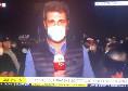 Protesta a Napoli contro De Luca, aggredito il giornalista Sky Paolo Fratter [VIDEO]