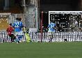 RILEGGI DIRETTA - Benevento-Napoli 1-2 (30' R. Insigne, 60' L. Insigne, 67' Petagna): Derby campano agli azzurri!
