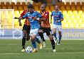 Benevento-Napoli 1-2, le statistiche del match: rimonta vincente, gli azzurri dominano per occasioni e possesso palla [GRAFICO]