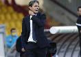 """Benevento, Inzaghi a DAZN: """"Bellissimo vedere il Napoli soffrire ed esultare così. Azzurri una grande squadra, sono da scudetto: subentrano Petagna e Politano..."""""""