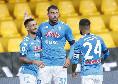 La panchina lunga trascina il Napoli: già otto azzurri in gol, c'è un altro dato che conforta Gattuso