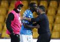"""Koulibaly: """"Dovevamo vincerla per riscattare la sconfitta in Europa League: fatto"""""""
