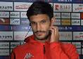 """Benevento, Tuia: """"Il mister non voleva difendersi con la difesa a tre. Il goal di Insigne è stato un capolavoro, sapevamo che il Napoli avrebbe potuto ribaltare il risultato"""" [VIDEO]"""