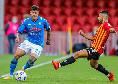 """Di Lorenzo: """"In Serie A non ci sono partite facili, perciò la nostra rimonta è stata da grande squadra"""" [FOTO]"""