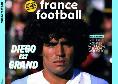 """Maradona svela: """"Dissi sì al Marsiglia, mi offrì il doppio del Napoli ma Ferlaino fece lo stupido e si rimangiò la promessa di cedermi! Nessuno oggi come Messi e CR7"""""""